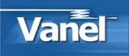 Logotyp producenta sprężyn Vanel