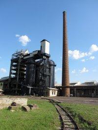 Kotłownia przemysłowa