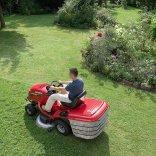 Kosiarki traktorowej